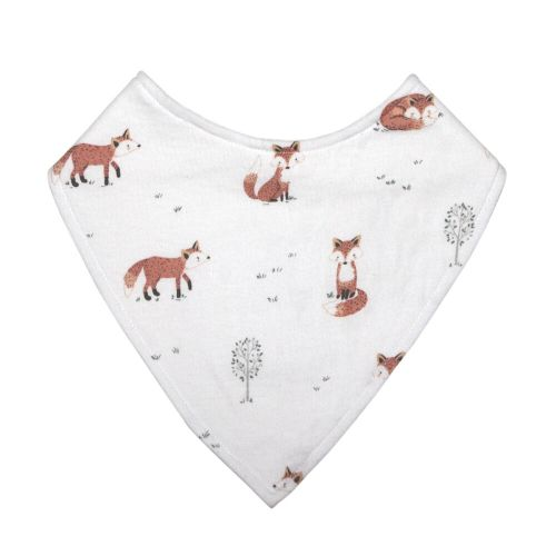 Mister Fly Fox Dribble Bib