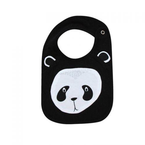 Mister Fly Panda Face Bib