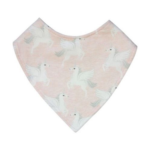 Mister Fly Unicorn Dribble Bib