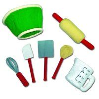 Mixing Bowl Kitchen Cooking Set - Fabric - Fair Trade Product