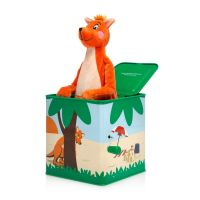 Musical Hop Out Mizzie  the Kangaroo- Music Box (Jack in the Box)