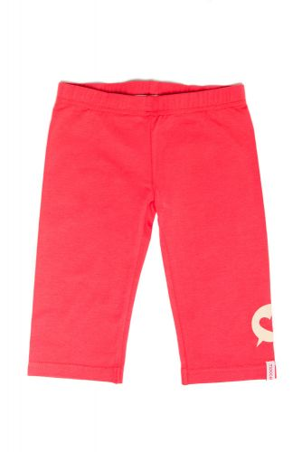 Mooce Red Leggings