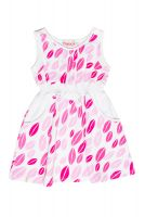 Mooce Pink Breeze Dress (Size 2-5)