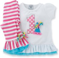 I'm One - First Birthday Tunic/Legging Set