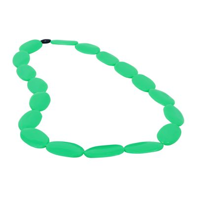 MummaBubba Jewellery - Teething Necklace - Alice - Mint