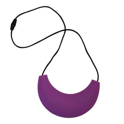 MummaBubba Jewellery - Cleopatra Teething Necklace - Purple