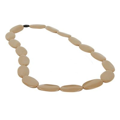 MummaBubba Jewellery - Teething Necklace - Alice - Mocha