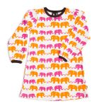 Nosh Organics - Elephant Pink Dress/Tunic (only 9-12 mths left)