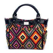 Nova Harley - Wedge Nappy Bag/Handbag (Last ones Left)