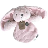 OB Designs Betsy Bunny - Pink Baby Comforter