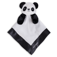 OB Designs Percie Panda Blankie - Baby Comforter - Retired Last Ones Left