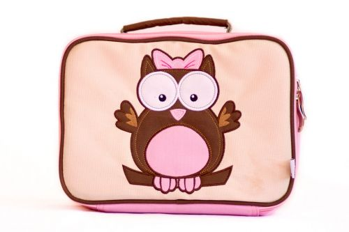 Olive the Owl Toddler  Lunch Box by Woddlers