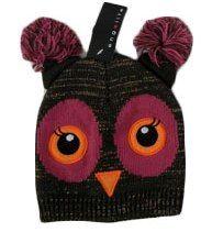 Beanie/Hat - Hooty Hoot  Owl