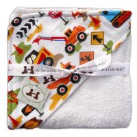 Pat a Cake Baby Dig It Hooded Towel