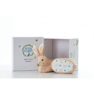 Peter Rabbit Bunny Booties