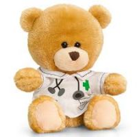 Pipp the Bear Doctor