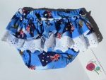 Aussie Girls Nappy Cover / Bloomers by Poppy Lee