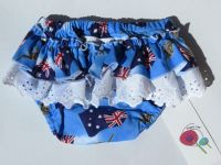 Poppy Lee - Aussie Girls Nappy Cover / Bloomers
