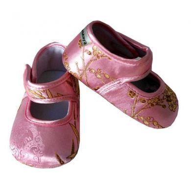 Baby Bella Maya Baby Shoes -Precious Pink