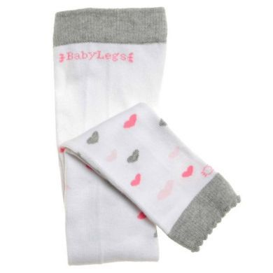 Queen of Hearts Organic Footless Tights (only 18-24 mths left)