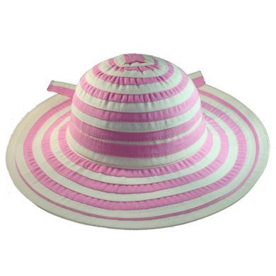 SKEANIE Ribbon Hat - Summer Pink