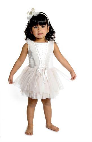 Rock your Baby/ Rock your Kid Nina Dress Vanilla - 7 years