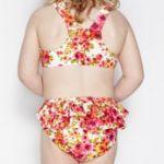 Cupid Girl Romance Frill Bikini Swimmers (Size 00 to 3)
