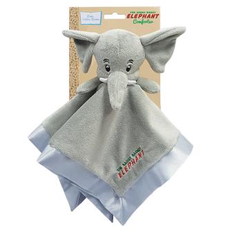 Saggy Baggy Elephant Comforter Baby Blanket