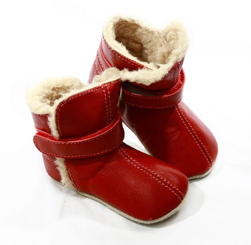SKEANIE Snug - Infant  - Red