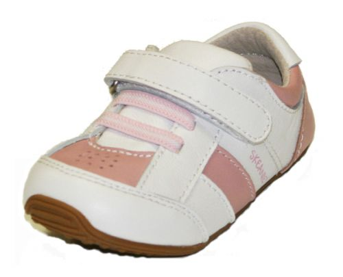 Skeanie Pink/White Trainers/Sneakers (Last pair size 27)