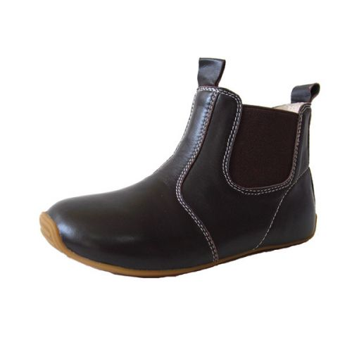 SKEANIE Riding Boots - Chocolate (only size 21 & 27 left)