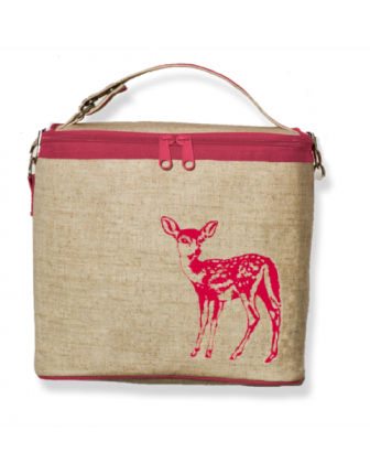 So Young Cooler Bag - Pink Fawn