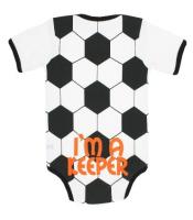 I'm A Keeper - Soccer Bodysuit