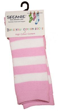 Knee Length - Stripey Socks (only size left 2-3 years)