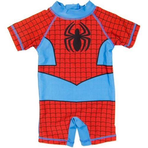 Spiderman One Piece Rashie (Size 0 to 2)