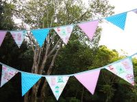 Cheerful Chirpy Bunting