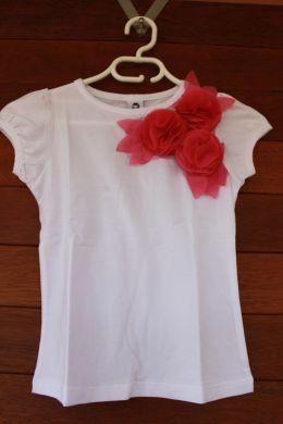 Rosette T-Shirt (4-6 years)