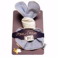 Knottiez Rabby Bunny Baby - Organic Baby Toy