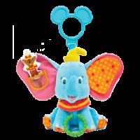 Dumbo Elephant Activity Toy Plush
