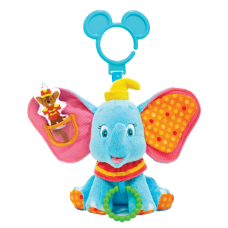 Dumbo Elephant Activity Toy Plush