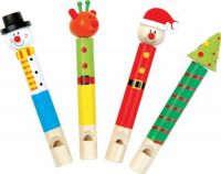 Christmas Slide Whistle - Single