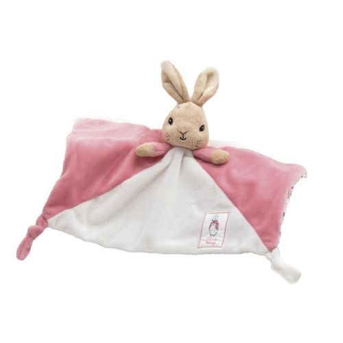 Flopsy Bunny Rabbit Comforter Blanket/Blankie