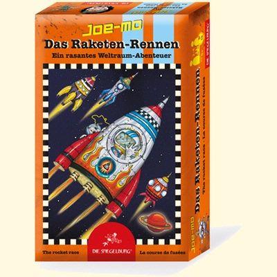 Bring-along-game The Rocket Race - Joe-Mo