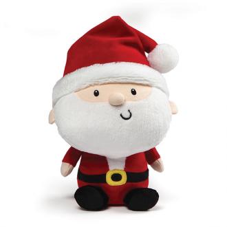 Jolly Santa Plush
