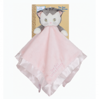 Shy Little Kitten Baby Comforter