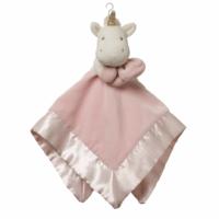 Luna Unicorn Pink Lovey - Baby Comforter