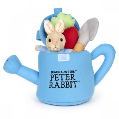 Peter Rabbit 4pc Garden Playset