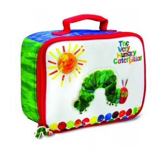 The Very Hungry Caterpillar Lunch Box