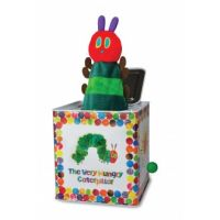 Very Hungry Caterpillar - Jack in the Box