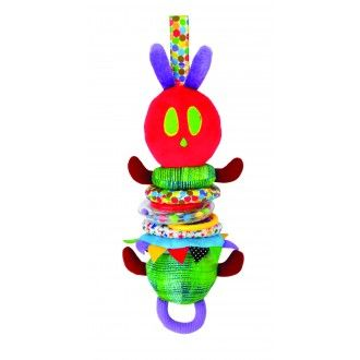 The Very Hungry Caterpillar - Wiggly Jiggly Developmental Caterpillar